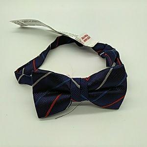 Zara baby bow tie adjustable blue 0-6months